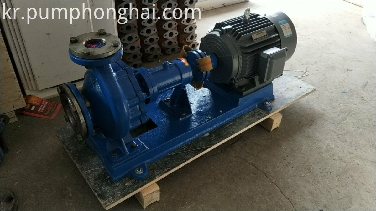 high temperature hot oil pump
